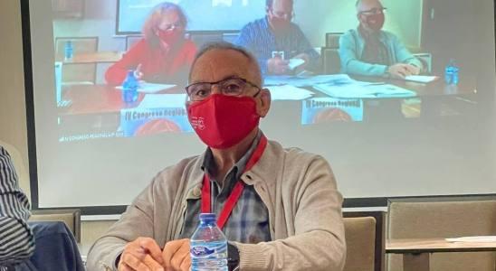 José Lemus, nuevo secretario general de la UJP Castilla-La Mancha.