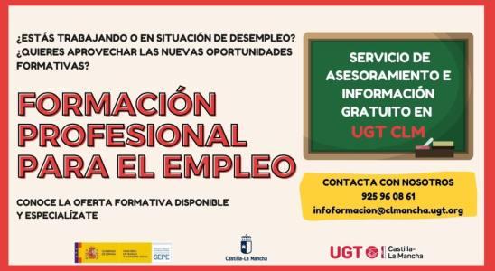 Banner Formación Profesional para el Empleo