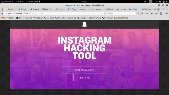How to Hack Instagram Account and Password in 3 Simple Steps 9