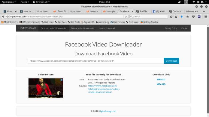 ww facebook download