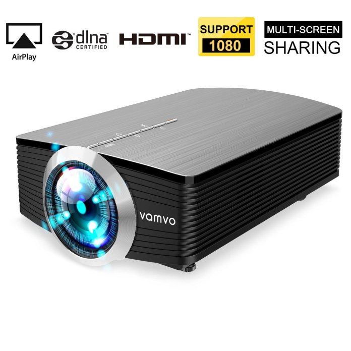 Vamvo mini projector