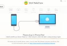 winx mediatrans as flash disk