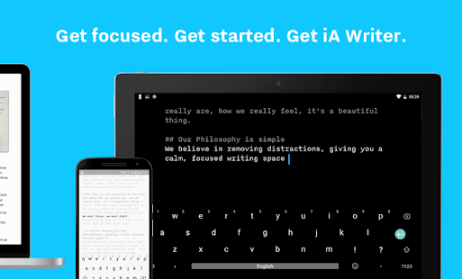 iA writer best apps for journalist