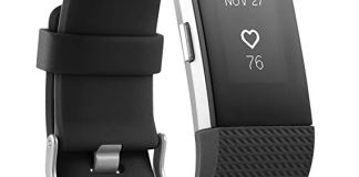 Best fitness tracker with heart rate monitor Fitbit Charge 2