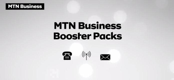 MTN Business Booster Packs