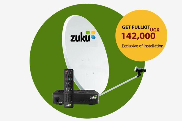 Zuku Decoder Price In Uganda