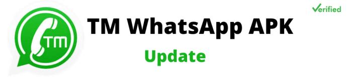 TM WhatsApp image update
