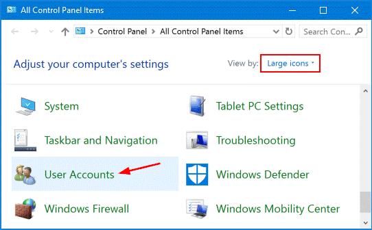 How to change password windows 10 - ugtechmag