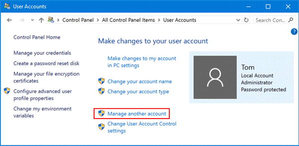 How to change passwords on Windows 10 - ugtechmag