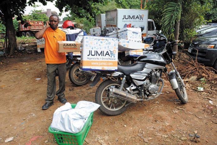 Jumia Bank card payments