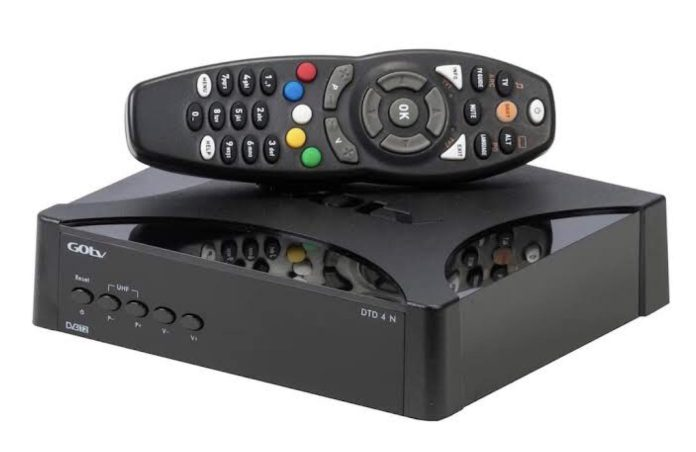 connect new GOtv remote to adecoder