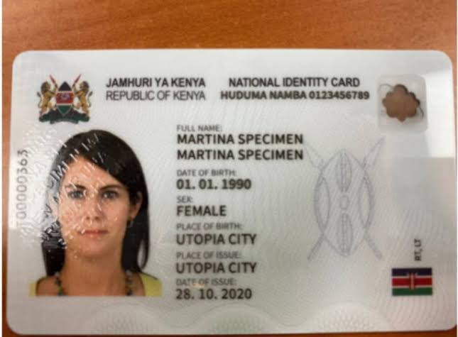 Replace your Lost ID in Kenya