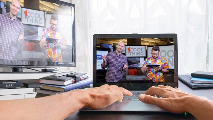 How to cast video from pc to TV Miracast