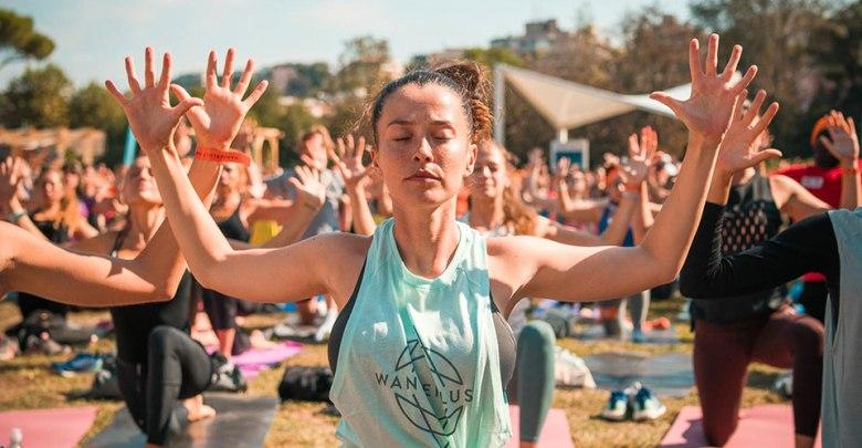 WANDERLUST 108, l'unico mindful triathlon al mondo, conquista la capitale!