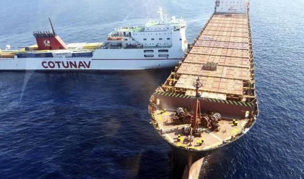 Collisione tra navi