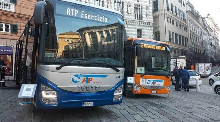 Bus per disabili