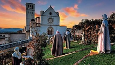 Photo of Natale ad Assisi