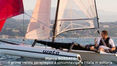 Photo of Marco Rossato tra i 100 velisti più forti d'Italia