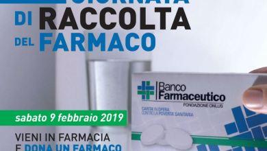 Photo of XIX GIORNATA DI RACCOLTA DEL FARMACO