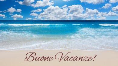 Photo of Buone vacanze!
