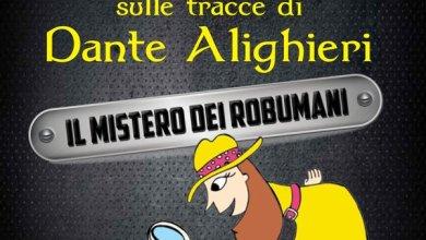 Photo of Sherlock Holmes sulle tracce di Dante Alighieri – Il mistero dei robumani (ed. Effatà)