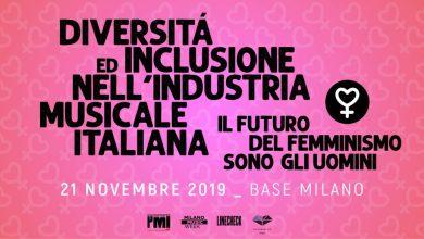"""Photo of """"DIVERSITÀ ED INCLUSIONE NELL'INDUSTRIA MUSICALE ITALIANA: IL FUTURO DEL FEMMINISMO SONO GLI UOMINI """""""