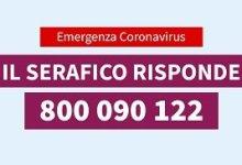 Photo of EMERGENZA CORONAVIRUS: CENTRI DIURNI PER LE PERSONE DISABILI CHIUSI, IL SERAFICO NON DIMENTICA LE LORO FAMIGLIE E LANCIA UN NUMERO VERDE ATTIVO IN TUTTA ITALIA