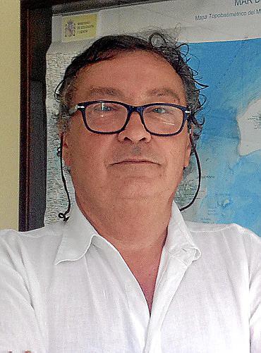 El secretario general de la Federación de Cofradías de Pescadores de Balears, Antoni Garau