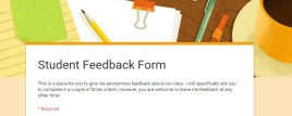9. Preview form