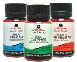Black Pearl Chinese Medicine Pills