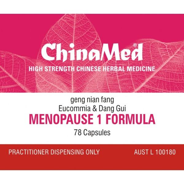 Geng Nian Fang, Menopause 1 Formula