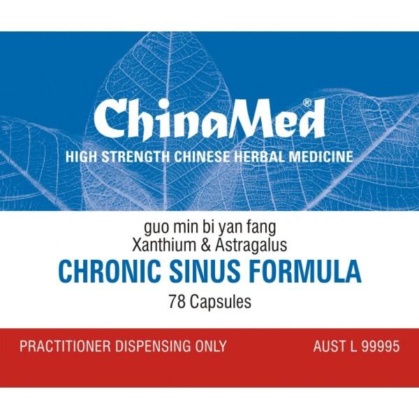 Guo Min Bi Yan Fang, Chronic Sinus Formula