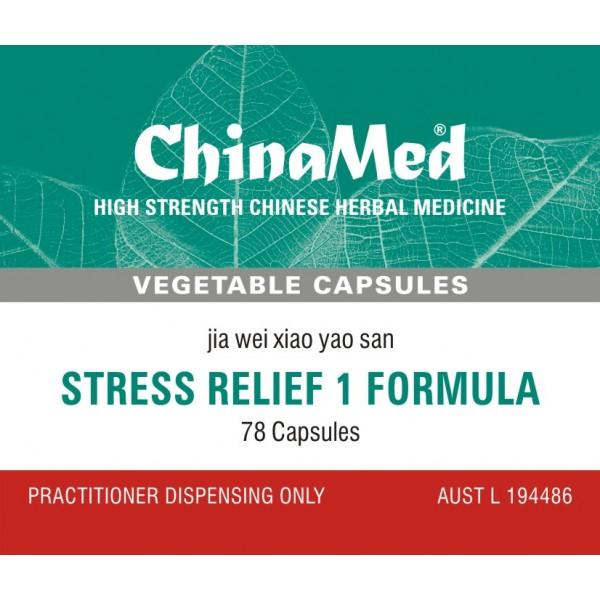 Jia Wei Xiao Yao San, Stress Relief Formula