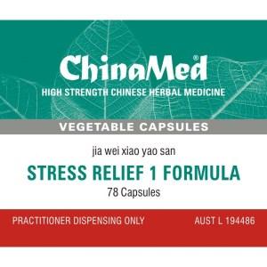 Jia Wei Xiao Yao San, Stress Relief 1 Formula