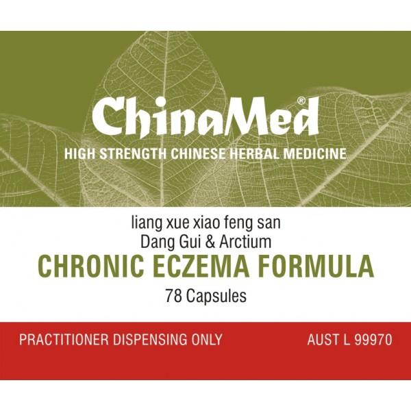 Liang Xue Xiao Feng San, Chronic Eczema Formula
