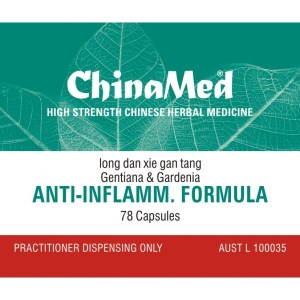 Long Dan Xie Gan Tang, Anti-Inflamm. Formula