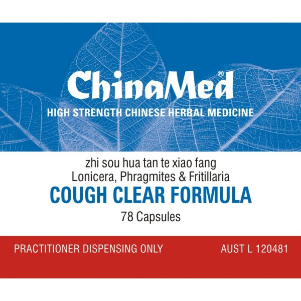 Zhi Sou Hua Tan Te Xiao Fang, Cough Clear Formula