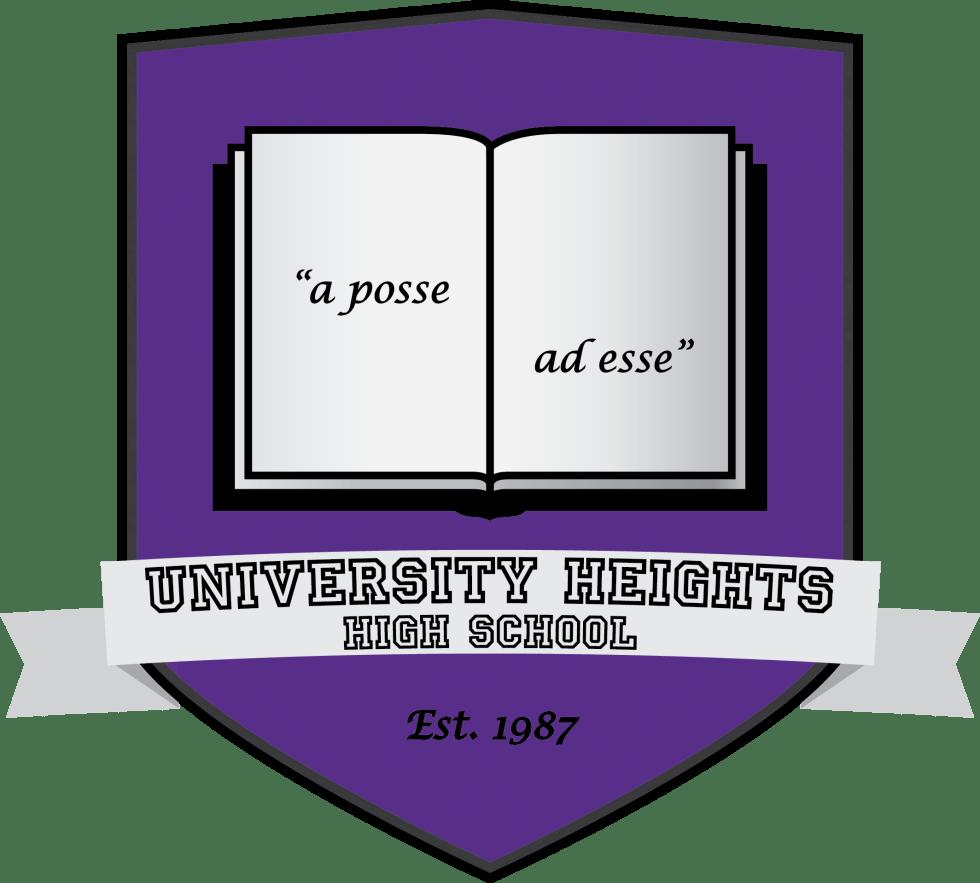 University Heights High School School Seal