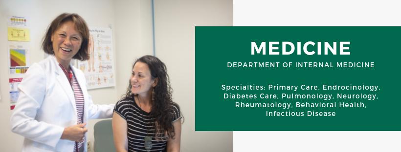 Internal Medicine – University Health Partners of Hawaii