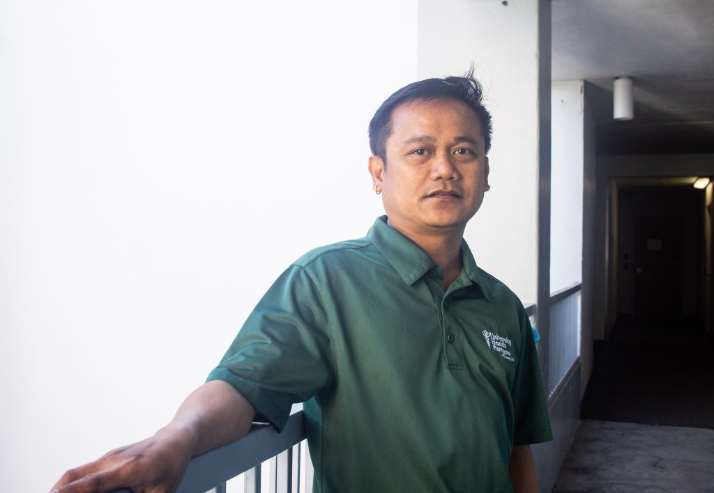 UHP Staff Feature: Romel Domaoal — UHP's Spirit of Aloha