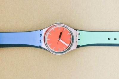Uhr mit Wechselarmband