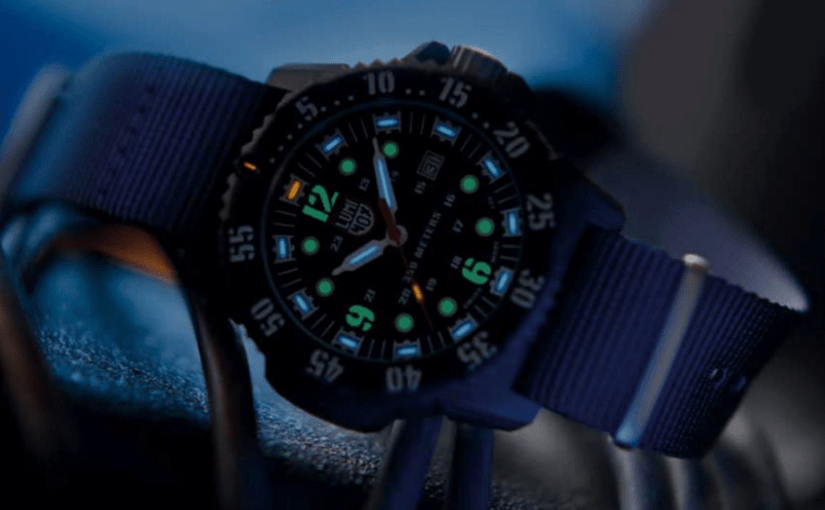 JETZT NEU: Luminox Carbon Steal Limited Edition