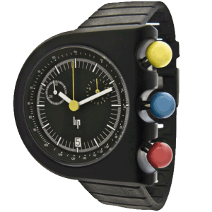 Roger Tallon Lip Chronograph