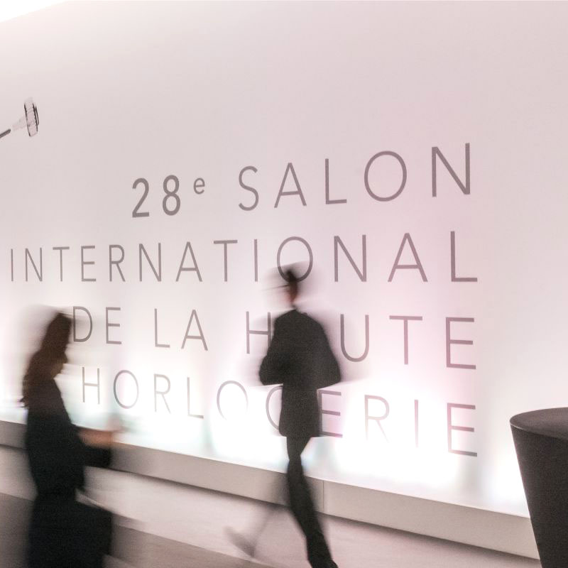 SIHH – International Fine Watchmaking Exhibition