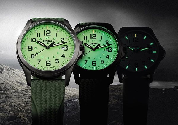 Innovativ und Modern- TRASER H3 Swiss Watches