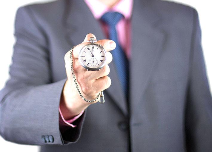 Klassische Taschenuhren
