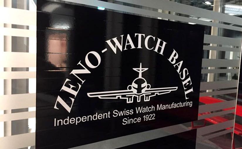 Zeno Uhren aus Basel