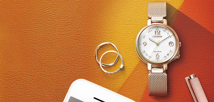 Die Citizen Bluetooth Ladies Watch – Das smarte Schmuckstück für die moderne Frau