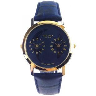 Zeno Dual Time Armbanduhr