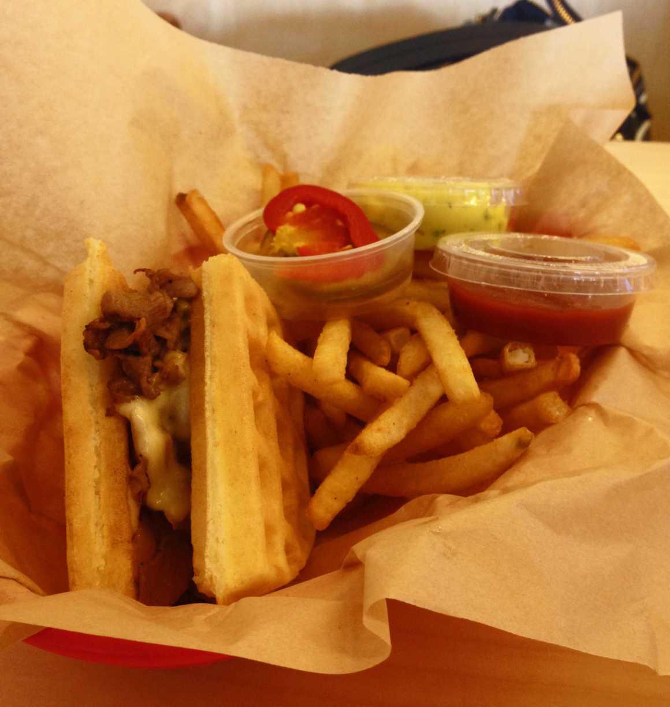 Gaufree: A restaurant review
